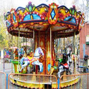 Парки культуры и отдыха Кузоватово