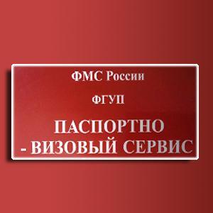 Паспортно-визовые службы Кузоватово