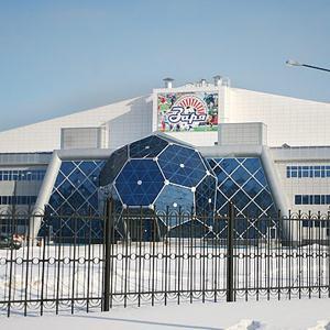 Спортивные комплексы Кузоватово