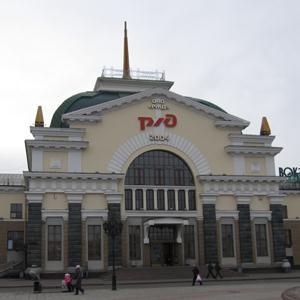 Железнодорожные вокзалы Кузоватово